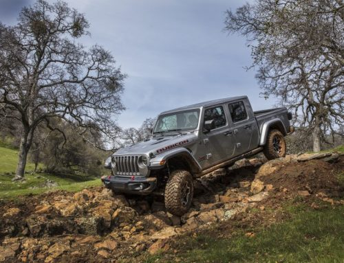 2020 Jeep Gladiator Rubicon wins Topless in Miami