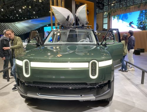 Rivian gets funding for $1.3 B with Amazon, Ford