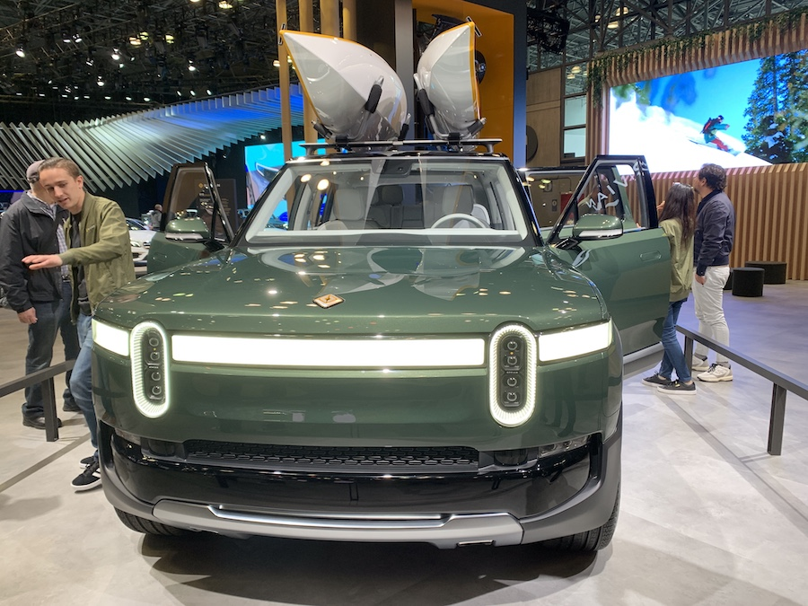 EV sales to reach 7.6% US market share in 2026