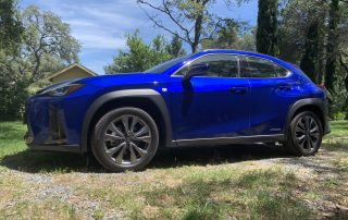 Top Ten things to consider before buying a car 2019_lexus_ux_250h