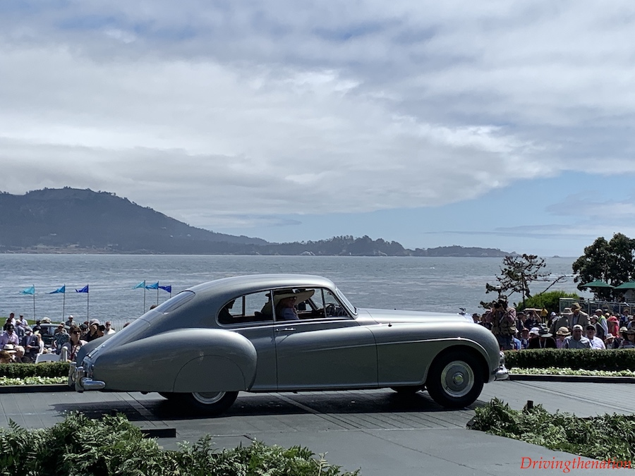 2019 Pebble Beach Concours d'Elegance Winners