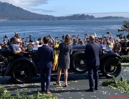 2019 Pebble Beach Concours d'Elegance Winners