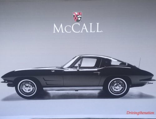 McCall's Motorworks Revival at Monterey Jet Center – the life of luxury