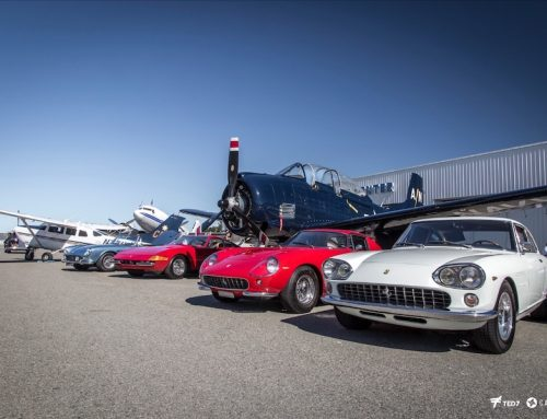 McCall's Motorworks Revival features historic racers, supercars and jets