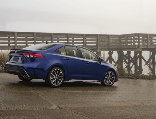 2020 Toyota Corolla the binky blanket of cars