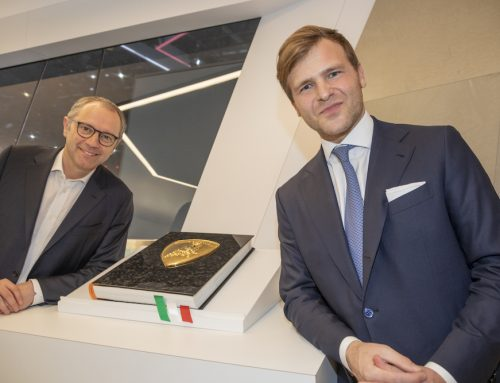 The DNA complete book of Lamborghini by D'oro Collection