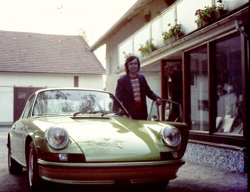 The history of RUF Automobile