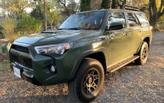 2020 Toyota 4Runner TRD Pro drive with pricing and specs