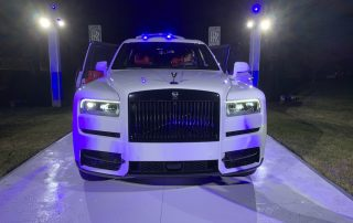 ROLLS-ROYCE Cullinan Black Badge Unveil