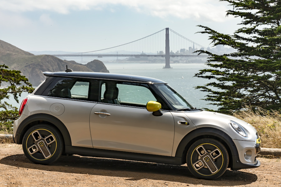 The new MINI Cooper SE: Accessible electric mobility that's fun to drive