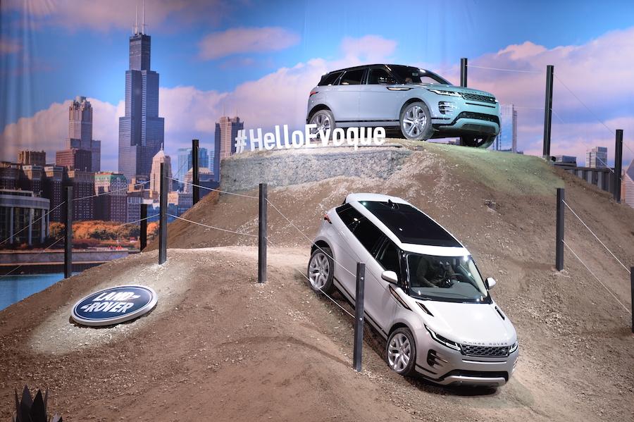 SUV/Crossover Range Rover Evoque