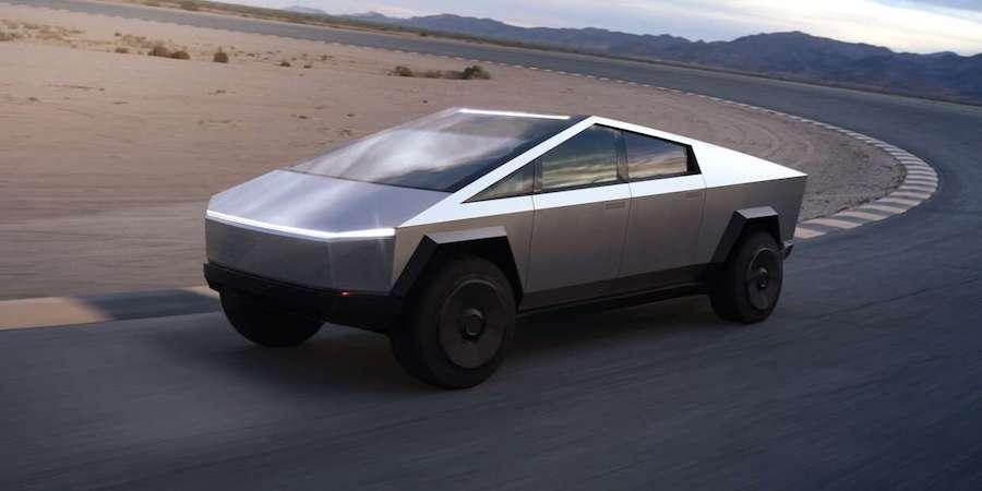 tesla-armored-glass- Mad Musk and the Tesla Cyborg's Cybertruck California Tesla