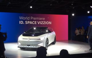 Petersen Museum holds World Premiere of ID. Space Vizzion and future cars