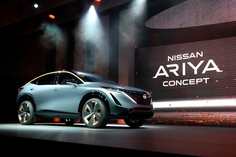 Nissan at 2020 CES EVs and concepts