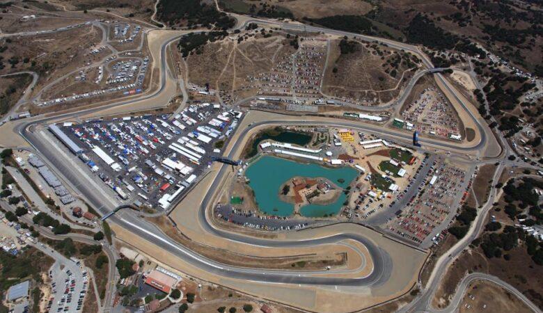 WeatherTech Raceway Laguna Seca new management