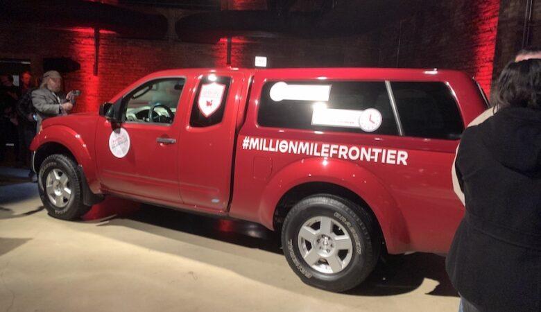 "The ""Million-Mile"" 2007 Nissan Frontier"