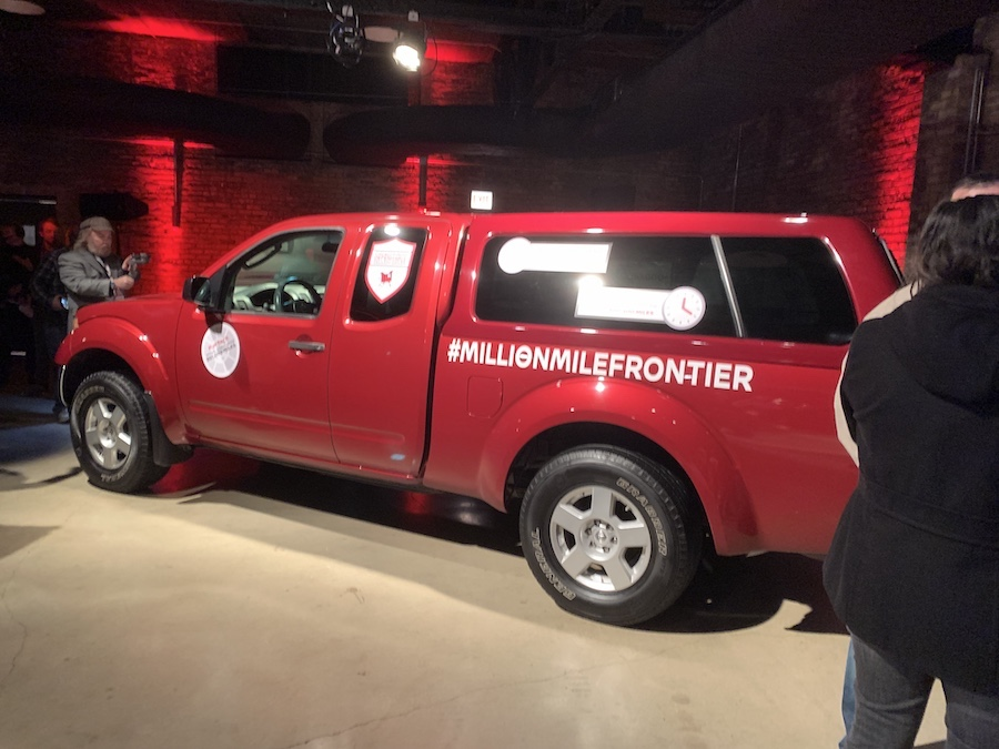 "The ""Million-Mile"" 2007 Nissan Frontier"