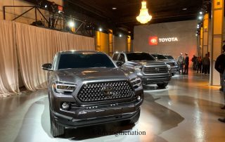 Toyota CAS2020 2021 Highlander XSE and Nightshades