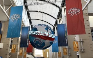 Fun things to do and see at the Chicago Auto Show CAS2020