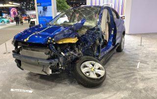 cas2020 honda crash