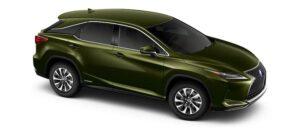 2020-lexus-rx450hl-nori-green-pearl-top-300x131 2020 Lexus RX450hL AWD SUV Lexus