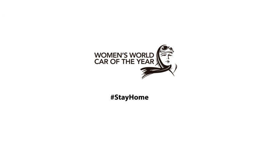 Stayhome video from females around the world