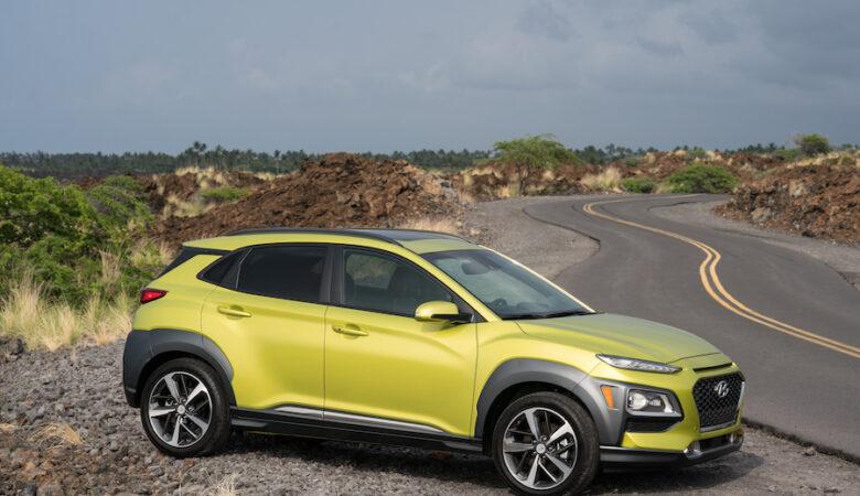 2020 Hyundai Kona Ultimate FWD new car review
