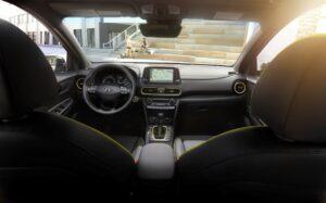 2020-Hyundai-Kona-Ultimate-FWD-interior-300x187 2020 Hyundai Kona Ultimate FWD Hyundai