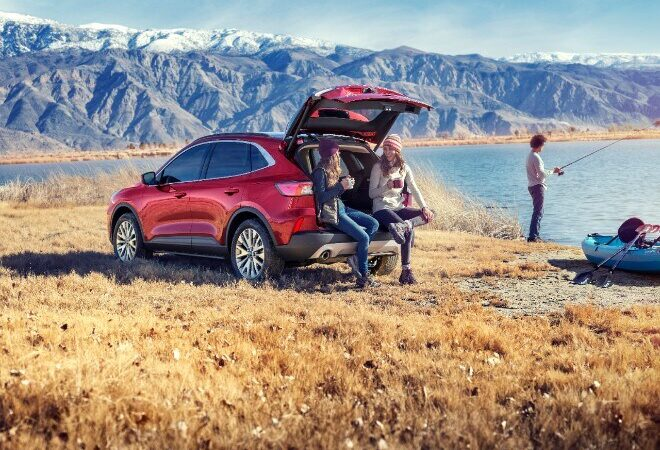 2020 Ford Escape Titanium AWD new car review