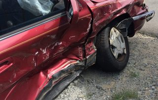 Top 5 Causes of car crashes and auto accidents
