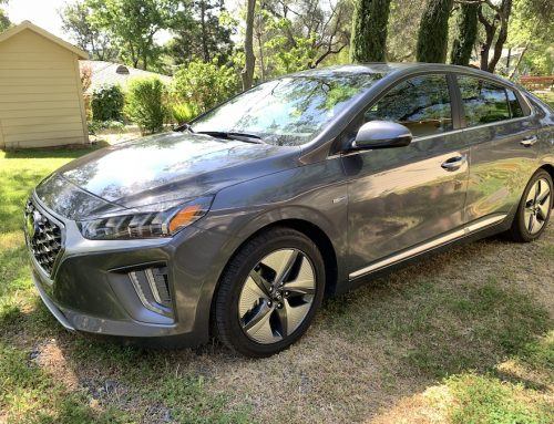 2020 Hyundai Ioniq hybrid Review, Pricing, and Specs