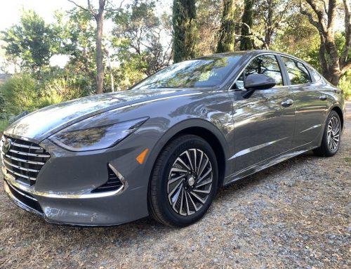 2020 Hyundai Sonata hybrid limited first drive