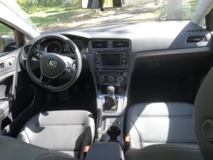 2020-Volkswagen-Golf-TSI-6-speed-manual-interior-300x225 2020 VW Golf TSI Review, Pricing, and Specs Automobiles and Energy Volkswagen