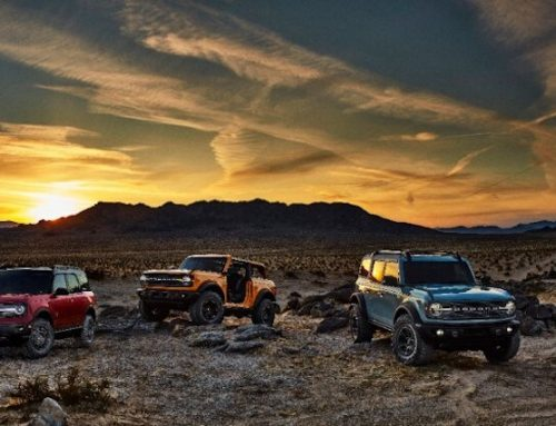 2021 Ford Bronco all-New 4×4 Off-Road SUV