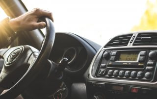 Five dangerous habits for you and your car