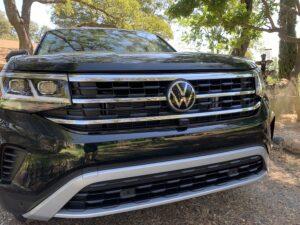 2020-VW-Atlas-Cross-Sport-2.0T-SEL-grille-300x225 2020 Volkswagen Atlas Cross Sport 2.0T SEL Volkswagen