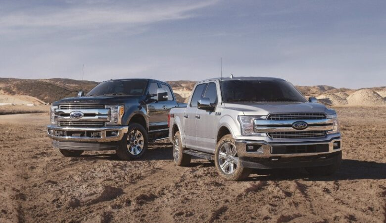 Ford F-150 with superchargers ffined for emissions scandal