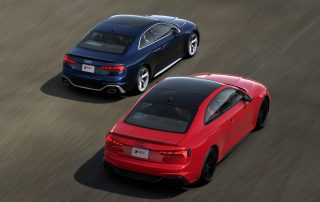 2021 Audi RS 5 Coupe and Sportback updated