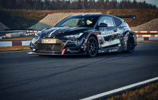 Hyundai's N-brand and Racing Midship RM20e