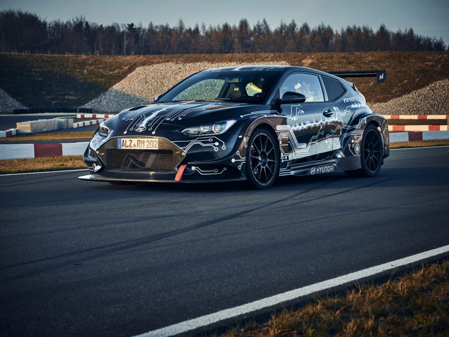 Hyundai's N-brand and Racing Midship RM20e