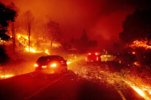californians-flee-the-fires-and-the-state-300x200 Californians fleeing the wildfires and state #climatechange Automobiles and Energy California Emissions Environment