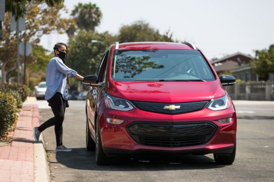 Uber and General Motors go electric in CA and CO