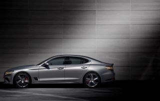 Genesis G70 adds Athletic Elegance