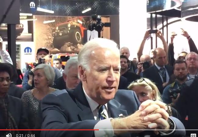 Joe Biden electric highway electrify home