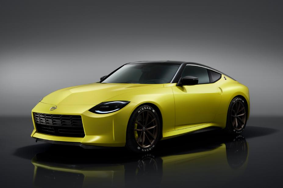 Nissan unveils the sports car Z Proto