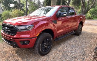 2020 Ford Ranger Lariat Supercrew 4X4