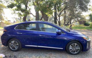 2020 Hyundai Ioniq PHEV limited