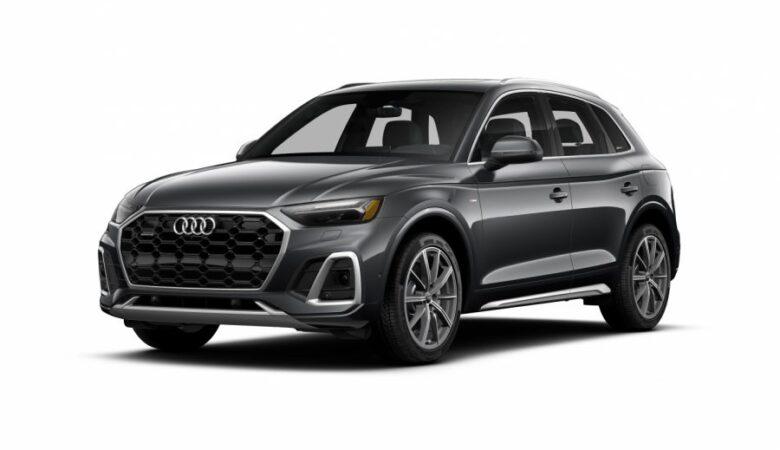2021 Audi Q5 55 TFSI e