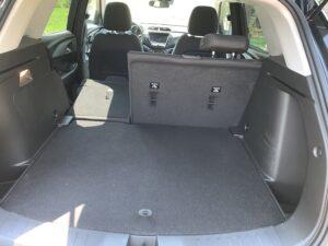 2021 Chevrolet Trailblazer cargo