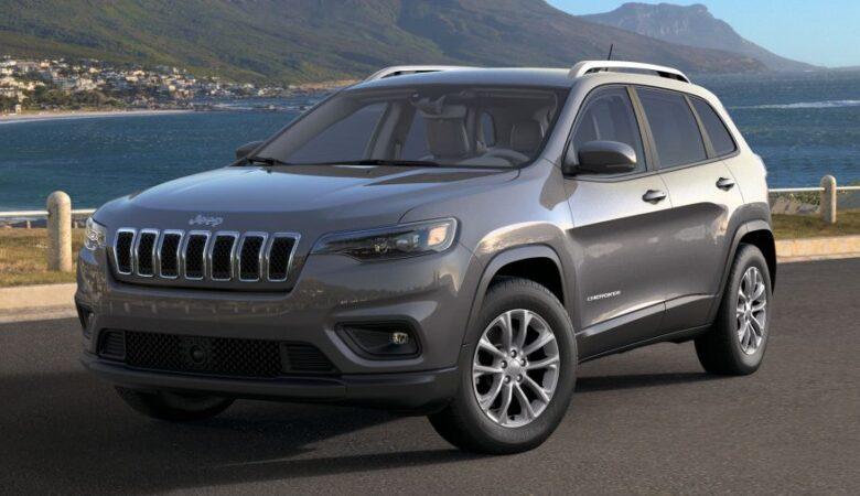 2021 Jeep Cherokee Latitude LUX.